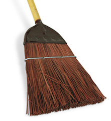 indoor and outdoor broom that can handle the toughest jobs
